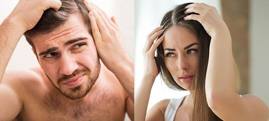 Hair Loss Prevention duBrules